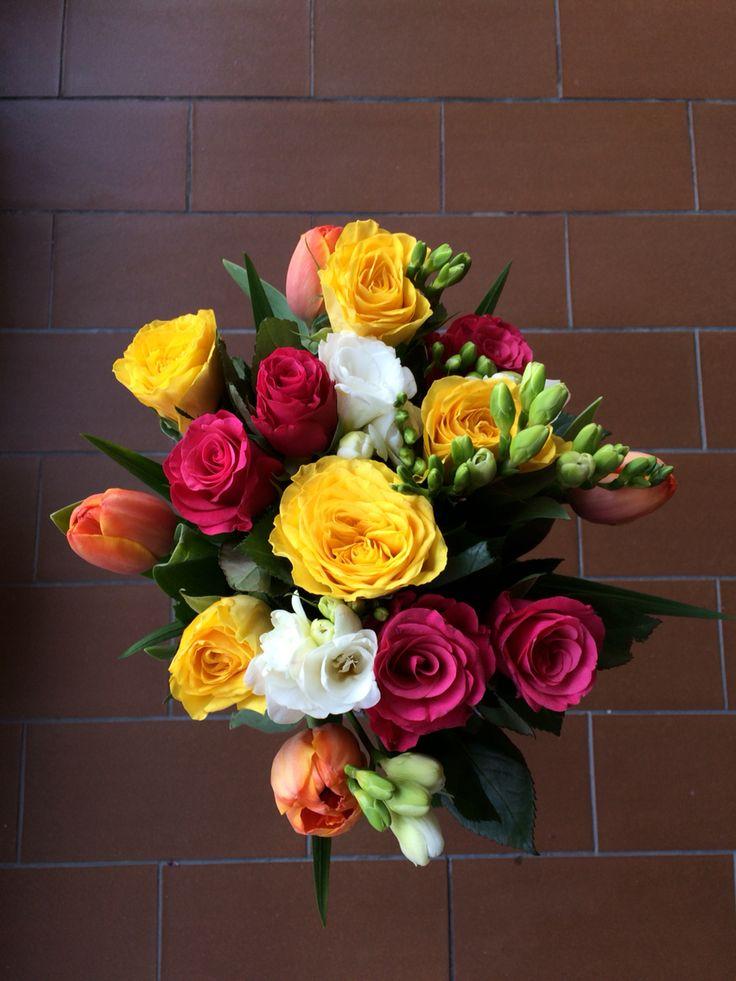 I fiori più belli del mondo  grazie papi ❤️