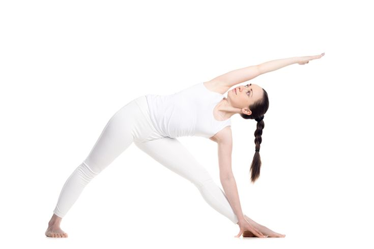These ten yoga poses for weight loss will help you achieve your fitness goals faster! They'll leave your muscles burning and shaking with energy.