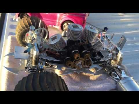 Electric Primal QuickSliver Dragster Powered By Tidnab Innovations - YouTube