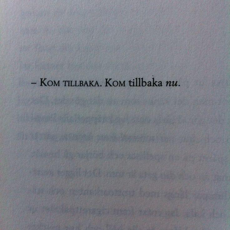 Det handlar om dig.