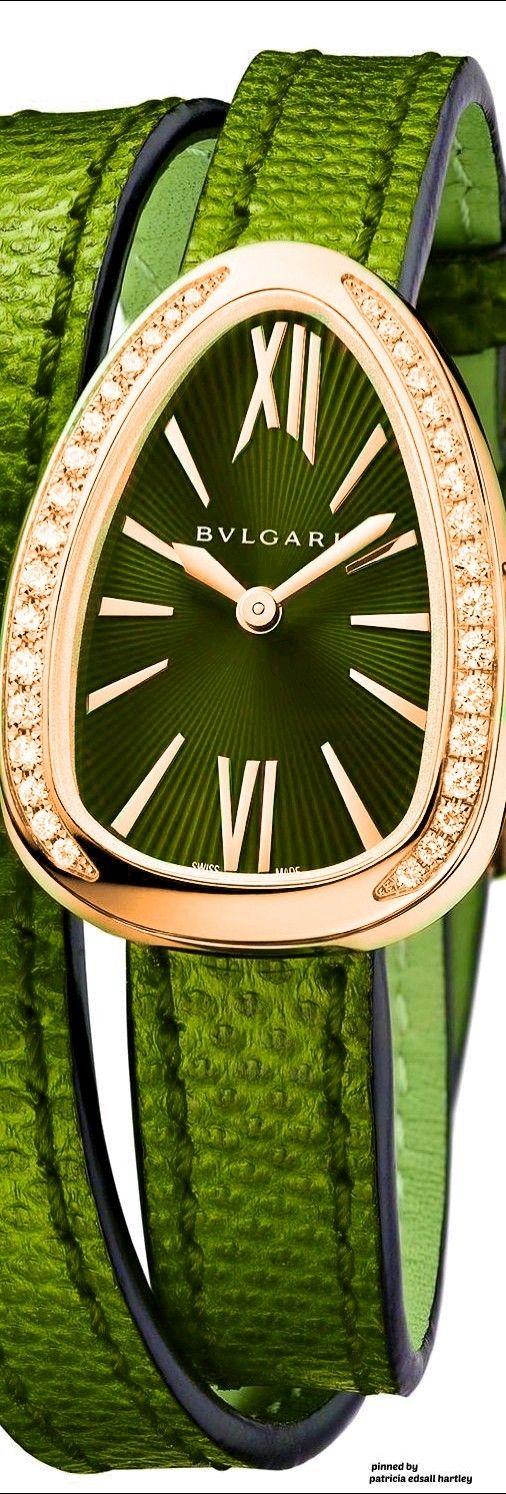 Green - Bvlgari