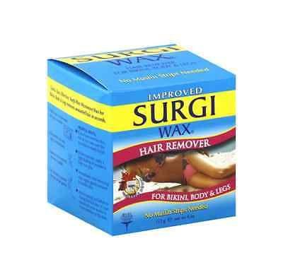 SURGI-WAX Hair Remover Bikini, Body - Legs 4 oz