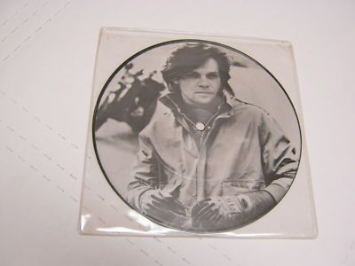 John Cougar Hand To Hold On To 45 RPM picture disc