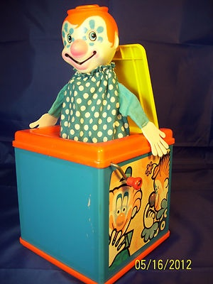 Jack in a box toys & 75 best Jack in a Box Toy images on Pinterest | Jack in the box ... Aboutintivar.Com