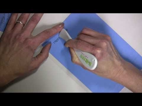 how to make rub-ons