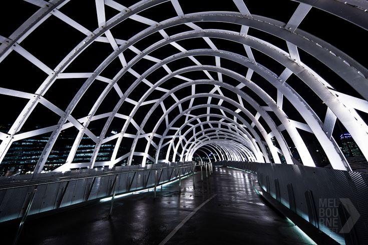 Webb Bridge - wide | MelbourneStreet | 14 Jul 2011