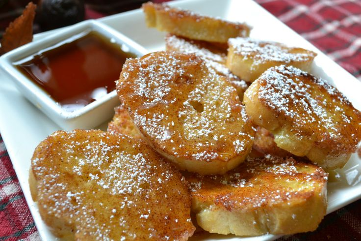 french toast recipe | Baked French Toast - Breakfast for Swimming Champions