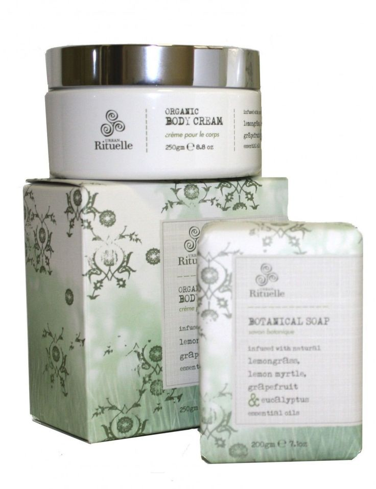 Urban Rituelle Flourish Organic Body Pamper Bundle - Bundles of Love
