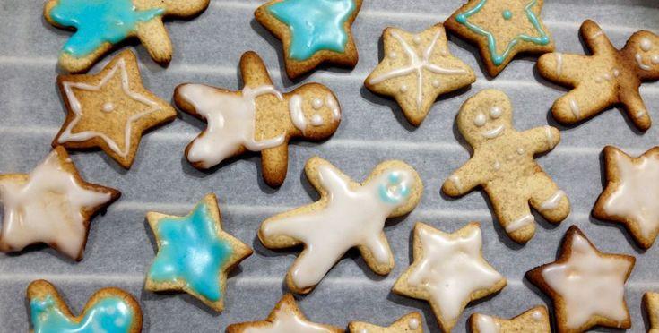 1, 2, 3... Pâtissez des sablés de Noël !