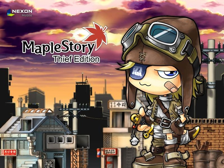 MapleStory Comes to the Apple Apps Store » Blog Archive » GamingAngels