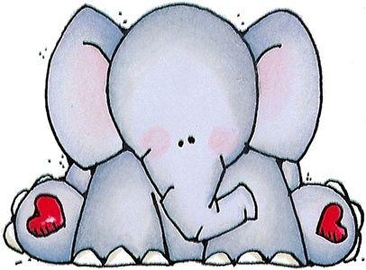 Elefante | Búscanos también en https://www.facebook.com/SoyPreescolar