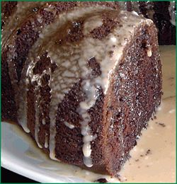 Kaluha coffee cake.       very culinary. treats.chocolate desserts recipes