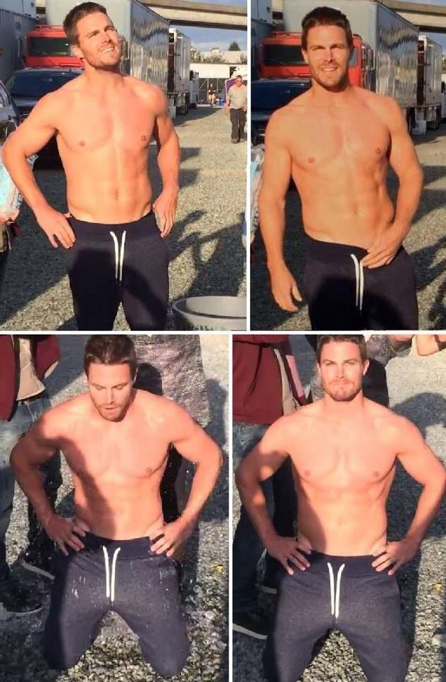 How does one NOT repin this?! Stephen Amell