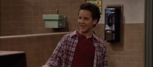 Pin for Later: Let's Relive Cory and Topanga's Crazy-Cute Romance First of all, Cory Matthews is just the cutest.