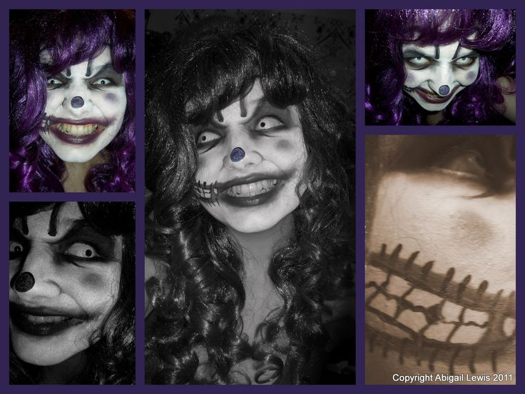 Evil Zombie Clown Makeup | www.imgkid.com - The Image Kid ...
