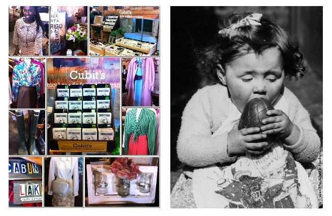 SPRING CLEAR OUT SALE AND AN EASTER EGG HUNT….AT THE NEXT LESLIEVILLE FLEA, EASTER SUNDAY, APRIL 20TH!! Its April and spring is really here! To celebrate, the Leslieville Flea  will be holding an end of season sale at our last indoor flea market of the season, at the Distillery District's Fermenting cellar. ...for the rest of this blog please go to: http://leslievilleflea.com/