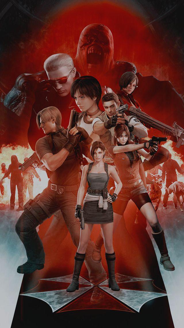 Shinkiro With Images Resident Evil Wesker Resident Evil Girl