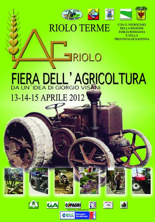 Riolo Terme - Agriolo, Fiera dell'agricoltura