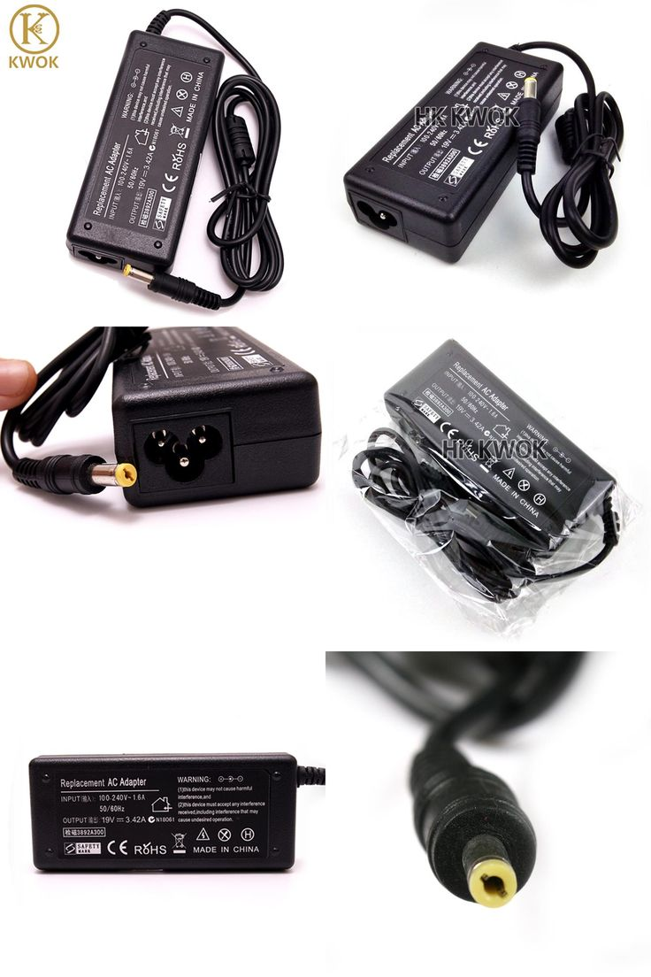 [Visit to Buy] New 19V 3.42A 5.5x1.7mm AC Laptop Charger Adapter For Acer Aspire 5315 5735 5920 5535 5738 6920 7520 SADP-65KB Pa-1650-02 1690 #Advertisement