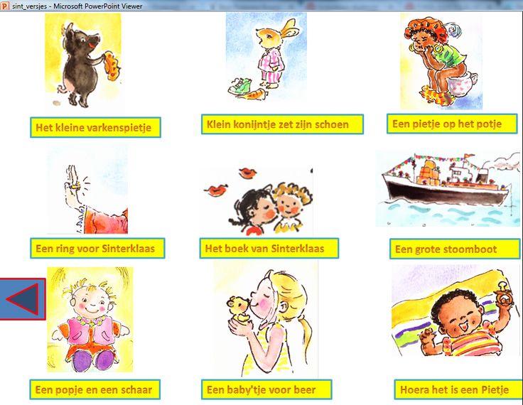 Digibord Sinterklaas: 9 verschillende Sinterklaasliedjes http://leermiddel.digischool.nl/po/leermiddel/562caebab14ecc20670427105b029b60?s=3.46