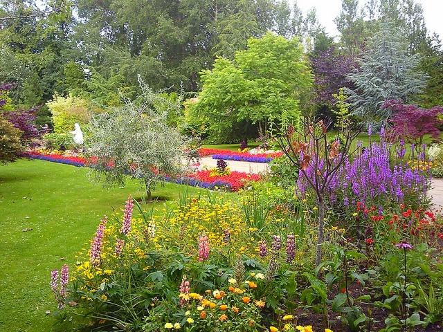 Biblical garden elgin scotland flowers gardens for Garden trees scotland