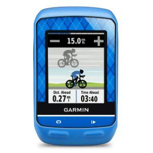 Garmin Edge 510 - Team Garmin colors