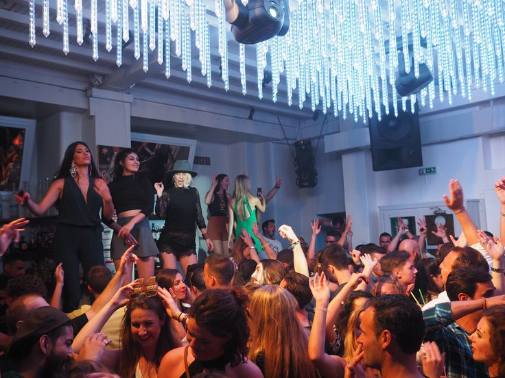 Wear Your Dancing Shoes And See You Tonight! Skandinavian Bar Creating Mykonos Memories.
