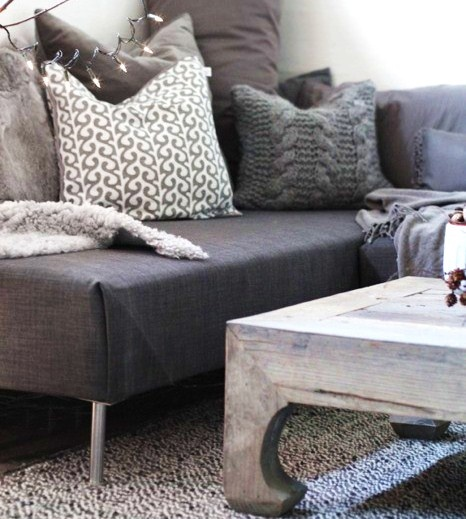 Best Coffee Table Images On Pinterest Coffee Tables - Charming vintage diy sawhorse coffee table