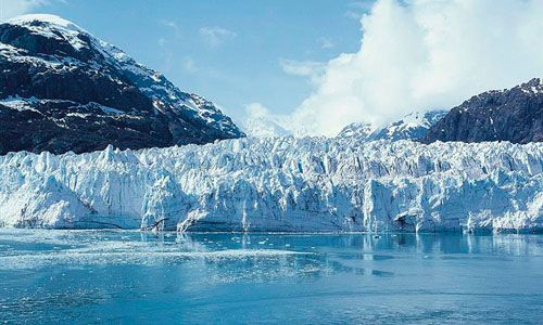 アラスカクルーズ写真