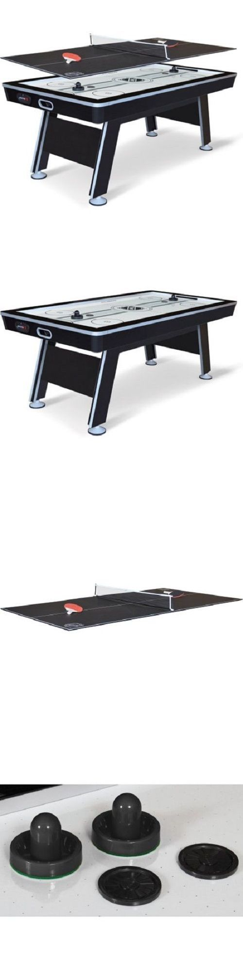 Air Hockey 36275: 80 Air Powered Hockey Nhl Game Sports Indoor Game Room W Table Tennis Top New -> BUY IT NOW ONLY: $332 on eBay!