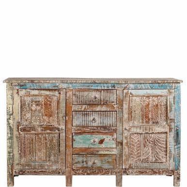 Paredes enlucidas techos de madera o suelos de piedra - Muebles con encanto ...