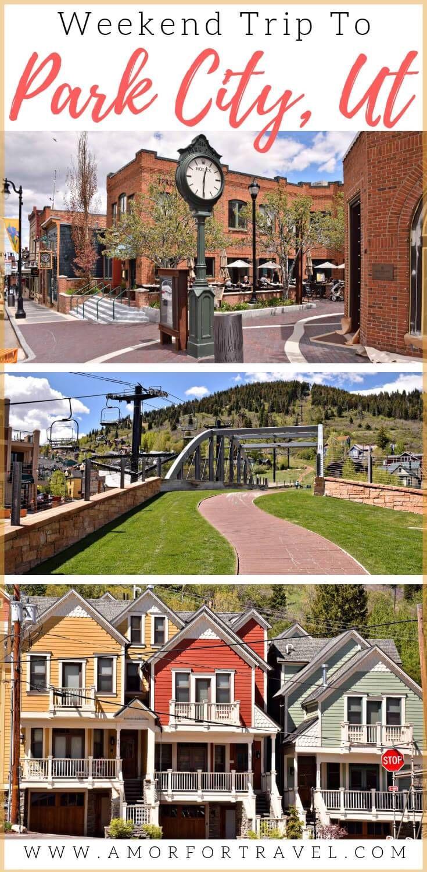 Weekend Getaway To Deer Valley And Park City Utah Travel The Usa