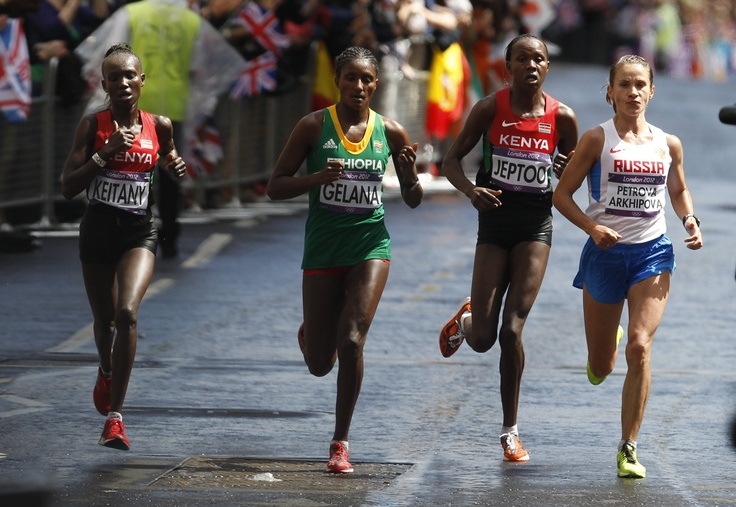 What We Learned From the Women's Marathon | Olympics