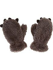 Muffole zampe di orso