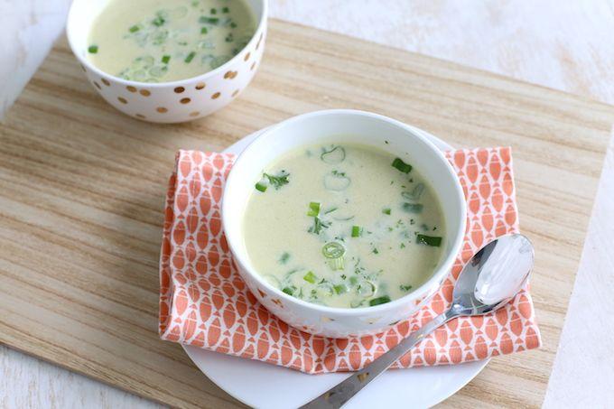 We hebben weer een heerlijk soepje voor jullie vandaag. Hier zie je het recept van een overheerlijke bosuisoep, hij is echt super simpel om te maken!
