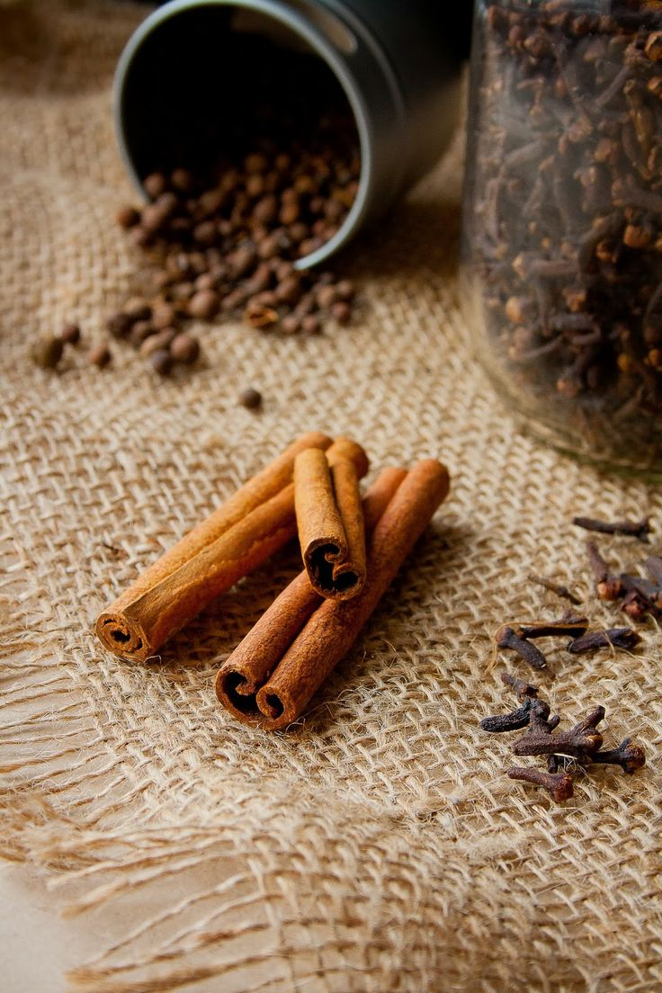 Spices for Maple Chai Cookies
