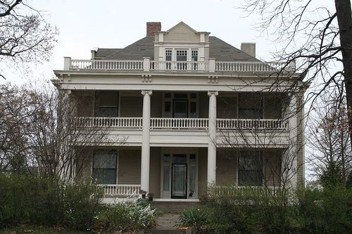 Frierson house built 1885 jonesboro ar arkansas for Home builders jonesboro ar