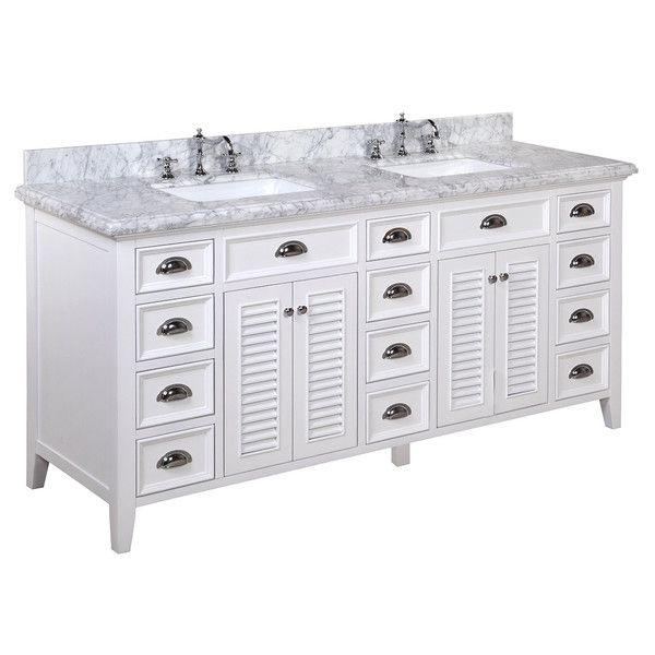Photo Gallery For Website Savannah Double Bathroom Vanity Set by Kitchen Bath Collection Joss u Main