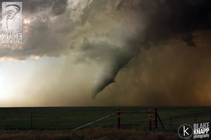 Throwback Thursday - After the famous tornado happened just south of Campo, CO on May 31, 2010 the storm cycled and put down another big tornado NW of Keyes in the Oklahoma Panhandle...