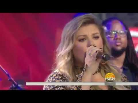 Kelly Clarkson Performs 'Love So Soft' & 'Meaning of Life' on The Today Show LIVE 10/30/17 - http://LIFEWAYSVILLAGE.COM/meaningful-living/kelly-clarkson-performs-love-so-soft-meaning-of-life-on-the-today-show-live-103017/