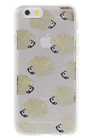 Hedgehog iPhone 6 Case