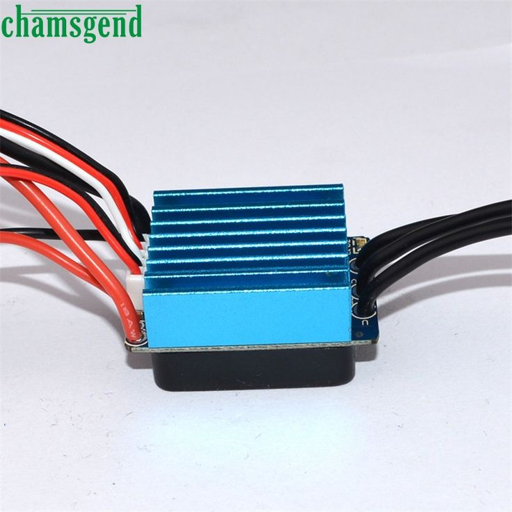 CHAMSGEND Sensorless 35A Brushless ESC Electric Speed Controller for RC Car Racing Set FT Controlador de velocidad S25 #Affiliate