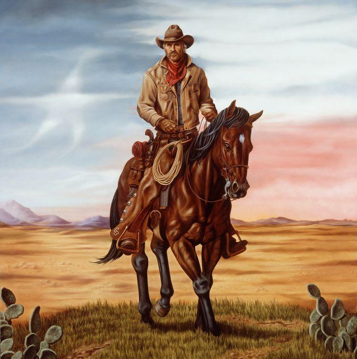 Western Cowboys | Western Art Paintings