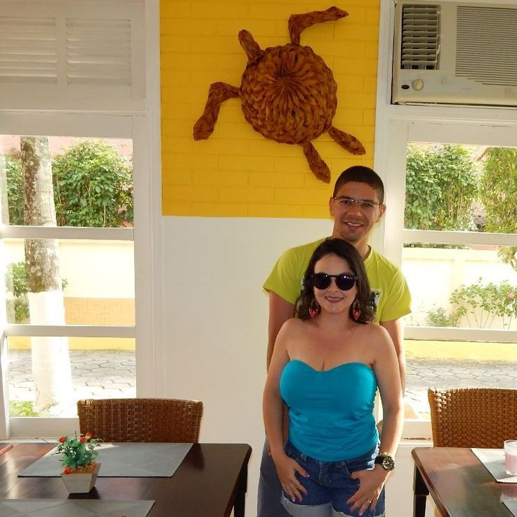 Hotel Recanto dos Pássaros em São Sebatião - SP. Lugar simples mas super aconchegante.. Fomos muito bem recepcionados com um café da manhã maravilhooso. Outubro/2015