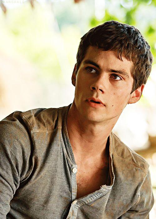 Thomas, The Maze Runner