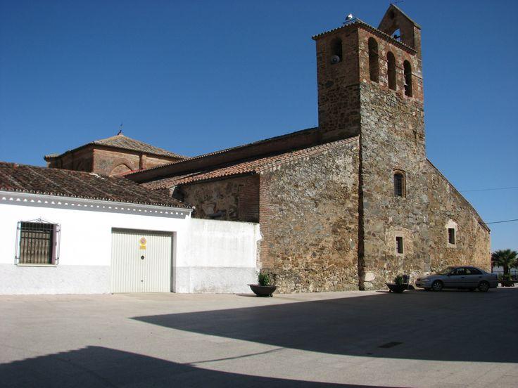 Otra imagen de la iglesia de Santa Catalina,