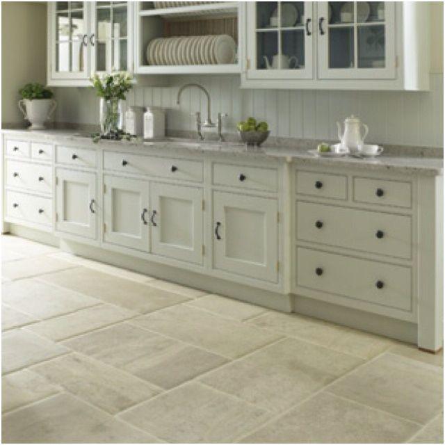 12 Simplistic York Stone Kitchen Floor Tiles Gallery In 2020 Kitchen Flooring Trendy Kitchen Tile Kitchen Floor Tile Patterns
