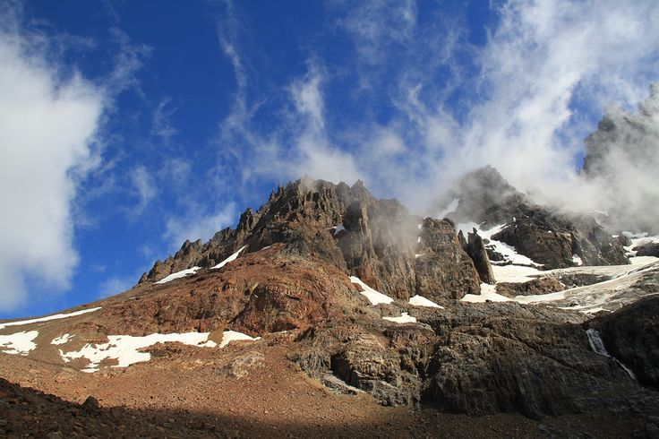 Reserva Nacional Cerro Castillo on Behance