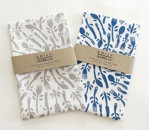 Tea Towels Printed For Schools: 15 Best Tea Towel Packaging Images On Pinterest
