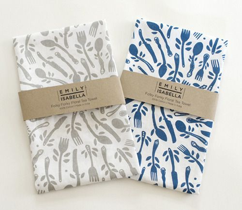15 Best Images About Tea Towel Packaging On Pinterest